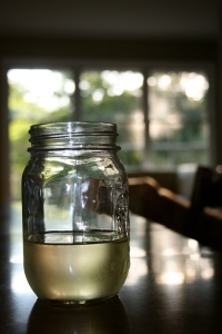 Is it me or does everything taste better out of a mason jar? Anyone?